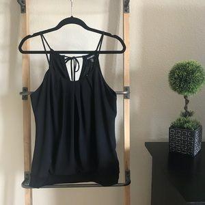 NWT Express women's black cami. Size M.